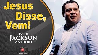 Pr Jackson Antonio - Acalmando a tempestade (UMADC 2015)