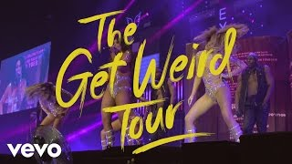 Little Mix - Get Weird Tour Diary (Newcastle Pt. 1)