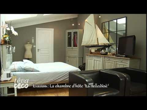 Teva Déco - Cendrine Dominguez présente les chambres d'hôtes