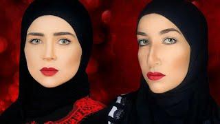 مكياج مى عز الدين في مسلسل رسايل   Mai Ezz Eldin Makeup Look