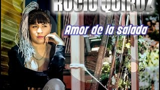 Rocio Quiroz - Amor de la Salada Video Lyric 2016