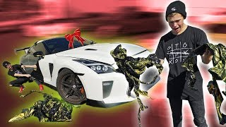 RUINING THE WORLD'S MOST FAMOUS GTR! *RIP*