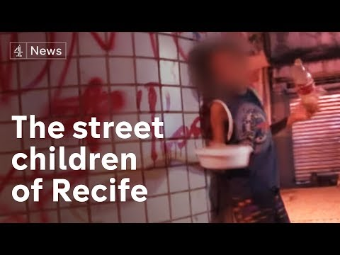 Xxx Mp4 Recife Brazil Where Street Children Sell Sex To Survive Channel 4 News 3gp Sex
