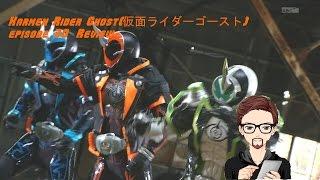 Kamen Rider Ghost (仮面ライダーゴースト) Episode 30 Review