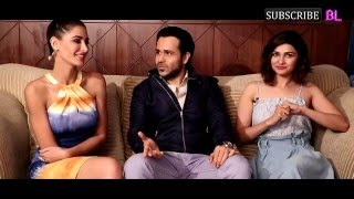 EXCLUSIVE | Emraan Hashmi GRILLS Azhar co star Nargis Fakhri about her pubic hair remark
