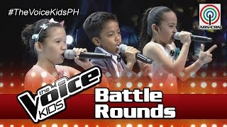 The Voice Kids Philippines Battle Rounds 2016: