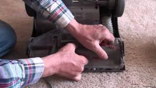Dyson DC17 Maintenance, Repair, Belt, Beater Bar Replacement