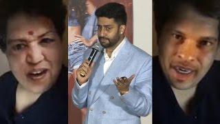 Abhishek Bachchan Reaction On Tanmay Bhat's Insults Sachin Tendulkar & Lata Mangeshkar Mocking Video