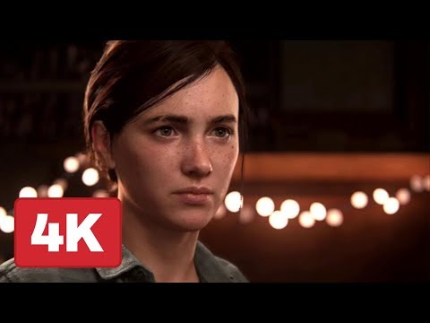 The Last of Us Part 2 Gameplay Trailer 4K E3 2018