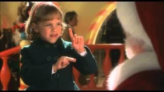Miracle on 34th Street (1994) deaf girl scene HD