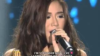 MORISSETTE AMON- Try It On My Own ( with Whistle)