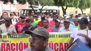 Huelga de Casa Grande se traslada a Trujillo 1