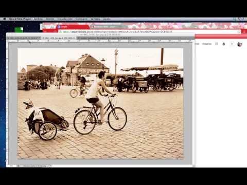 Como pasar una foto a Sepia utilizando textura en Photoshop by Josymar Thomas