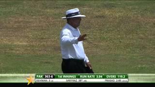 Sri Lanka v Pakistan, 1st Test: Day Two: Highlights (Full)