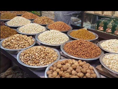 Xxx Mp4 Cheapest Wholesale Almonds Pista Kaju Walnuts Dates Sadar Bazar Market 3gp Sex