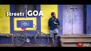 Streets | GOA | Shoot & Travel #4 | The Local Bus