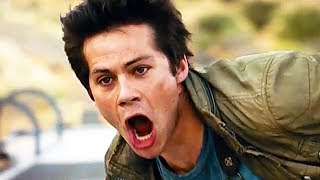 MAZE RUNNER 3 Trailer (2018) The Death Cure, Dylan O