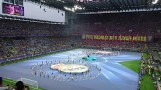 Champions League anthem final 2016