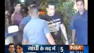 Salman Khan Ne Santosh Shukla Ke Madad kaisay ke