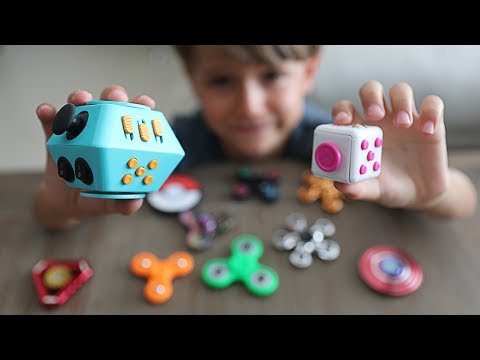 Life is So Stressful? Solution: Fidget Cube!