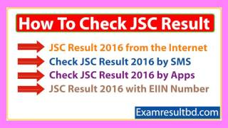 jsc result 2016 www.educationboardresults.gov.bd