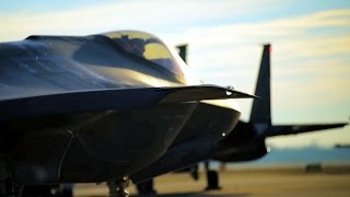 F-22 and F-35 Combat Training At Tyndall