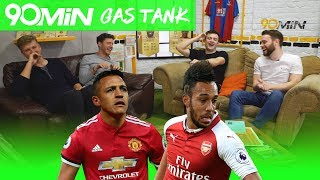 Will Alexis Sanchez move to Man United for £180m!? | Aubameyang to Arsenal a good singing!?