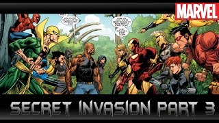 เปิดฉากแผนการยึดโลก[Secret Invasion Part3]comic world daily