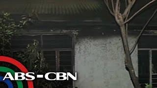UKG: Ina, 2 anak patay nang ma-trap sa nasusunog na bahay sa Rizal