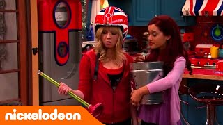 Sam & Cat | Die Rache der Britbratzen | Nickelodeon Deutschland