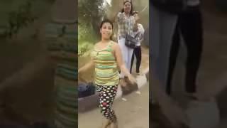 رقص مصري في  YouTube
