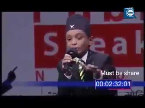 Viral Nepal   Speechless speech by this small boy          Facebook