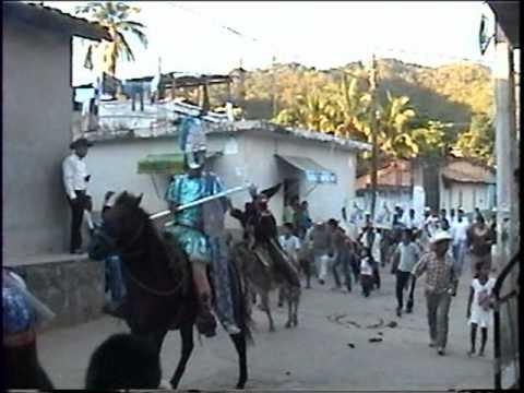 TLACOACHISTLAHUACA GRO la Fiesta del 8 de Dic.
