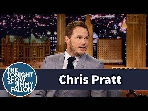 Chris Pratt s Son Thinks His Dad Is a Firefighter
