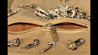 How To Fix a Broken or Separated Zipper