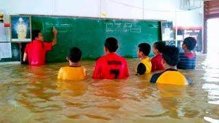 LAS 10 Escuelas Más Raras Del Mundo