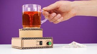 DIY Magnetic Stirrer Works with Any Cup/Mug