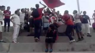 Red Men & Vulcano Rosso à Agadir : Hamra Ya Mon Amour - { CODM TV }