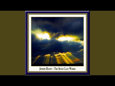 Xxx Mp4 The Seven Last Words Of Christ Hob XX 1A Sonata VIIa Il Terremoto 3gp Sex