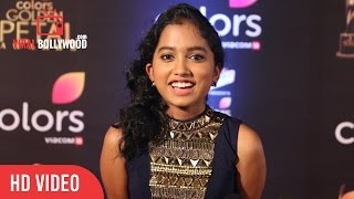 Ankita Kundu At Colors Golden Petal Awards 2017 | Viralbollywood