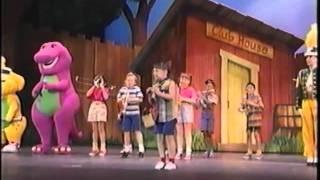 Barney y sus Amigos live en VIVO en NUEVA YORK (spanish) parte 2