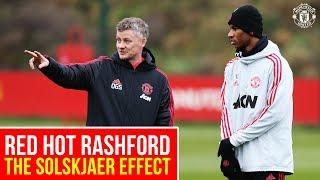 Red Hot Rashford   The Solskjaer Effect   Manchester United v Brighton and Hove Albion