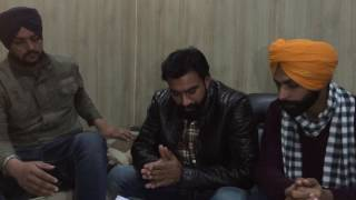 Dev Gill - Live Singing - Mucchh Sardar De - 02/02/2017
