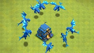 """HOW TO 3 STAR WITH ELECTRIC DRAGONS!! """"Clash Of Clans"""" ANY TOWN HALL LVL!!!"""