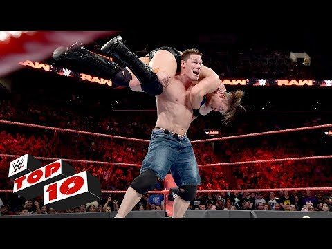 Xxx Mp4 Top 10 Raw Moments WWE Top 10 August 21 2017 3gp Sex