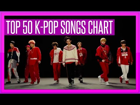 Download [TOP 50] K-POP SONGS CHART • JANUARY 2017 (WEEK 4) On Musiku.PW