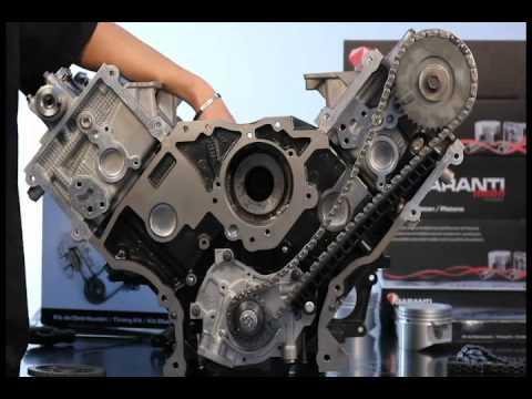 Garanti Mobil Sincronizacion Motor Ford 5.4.flv