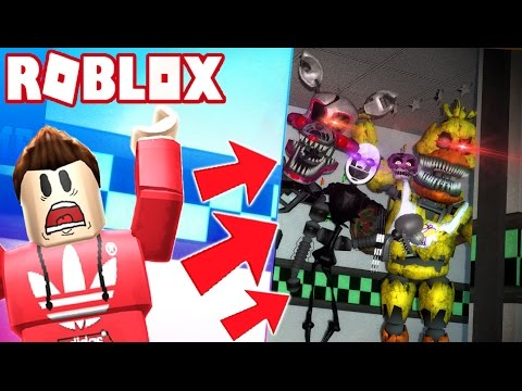 PUPPET MASTER & MANGLE WILL EAT ME ALIVE! FNAF TYCOON! (Roblox Adventures)