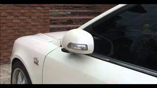수엘이디 도원텍 차종별 사이드미러 락폴딩 릴레이 작동영상