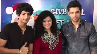 Parth Samthaan, Palak & Palash Muchhal Full Interview | #Besanta Intiative With Kids